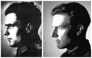 Claus von Stauffenberg and Tom Cruise