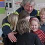 Elever i Insjön fick pris för bästa brandskyddskunskap