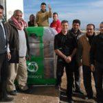 Homebiogas system in Jordan - Photo: T.H. Culhane